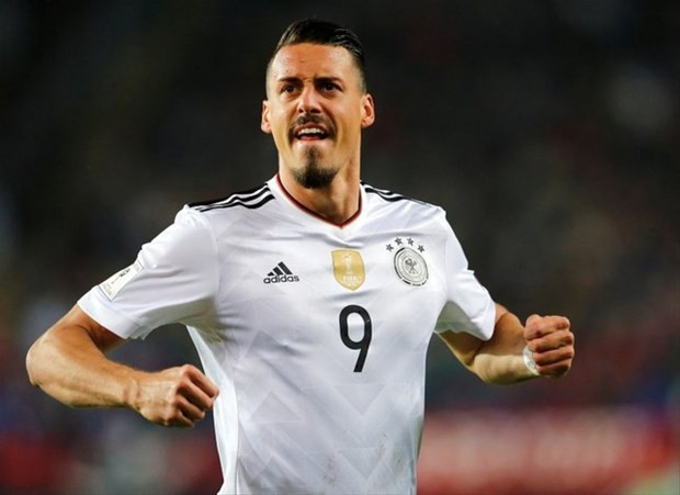 Galatasaray golcüsünü Münih'te buldu !