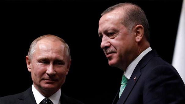 Erdoğan - Putin zirvesi bitti ! İşte ilk kararlar