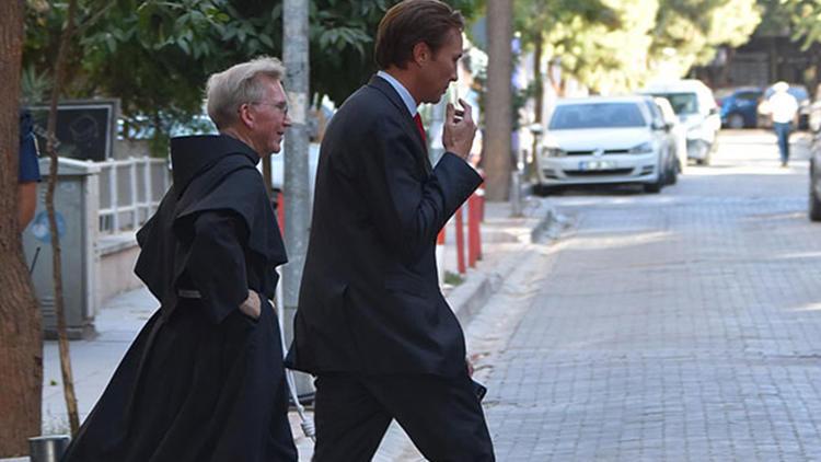 ABD Büyükelçiliği'nden flaş rahip Brunson açıklaması