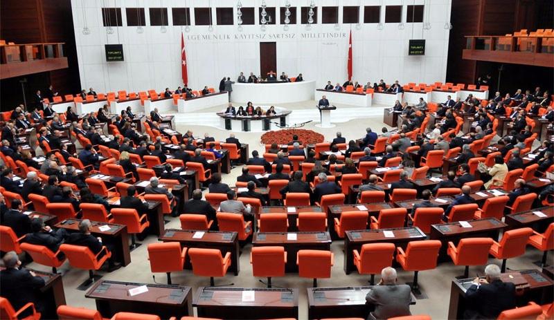Irak Suriye tezkeresi TBMM'ye sunuldu