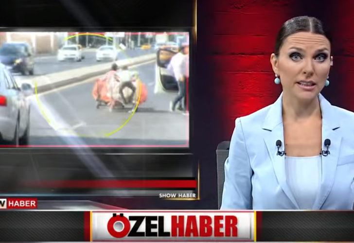 Show TV spikeri Ece Üner'den ''Angara'' gafı
