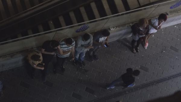 İstanbul'un göbeğinde fuhuş rezaleti