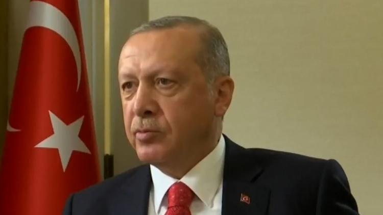 Erdoğan'dan ABD'de rahip Brunson açıklaması