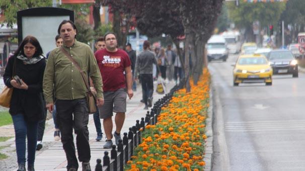 Edirne'de fırtına için anonsla uyardılar