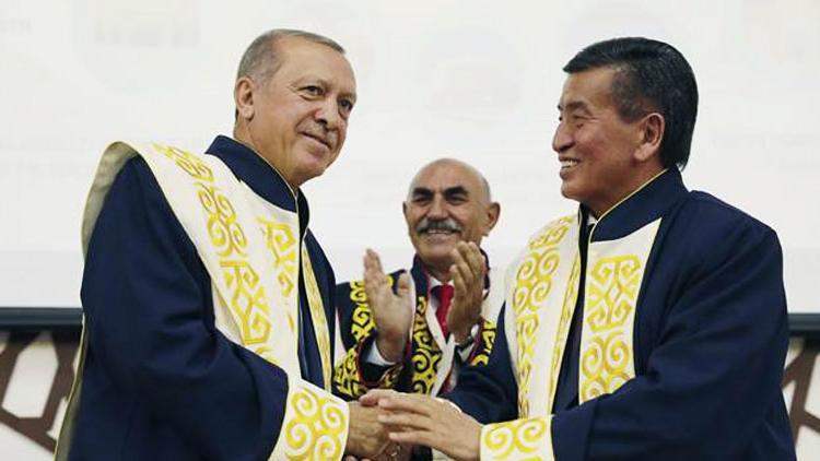 Erdoğan: FETÖ'nün arkasında Amerika var