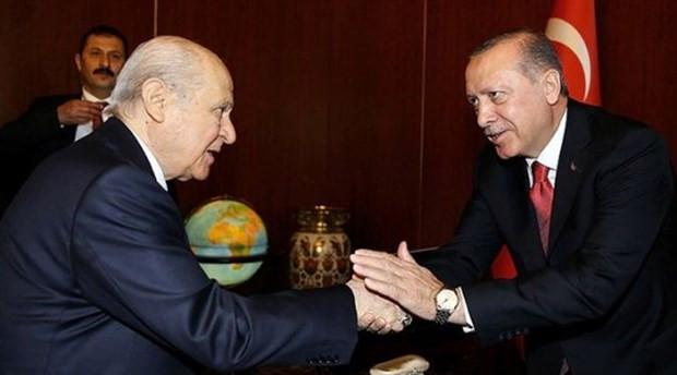 AK Parti ve MHP ittifak kararını verdi