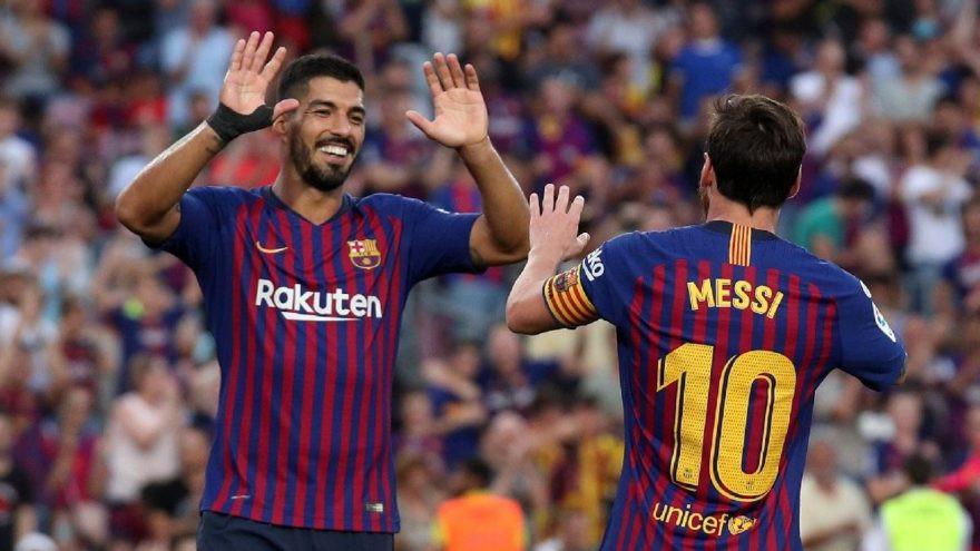Barcelona Huesca'ya gol yağdırdı !