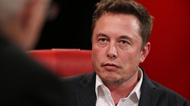 Çılgın iş adamı Elon Musk'a büyük şok !