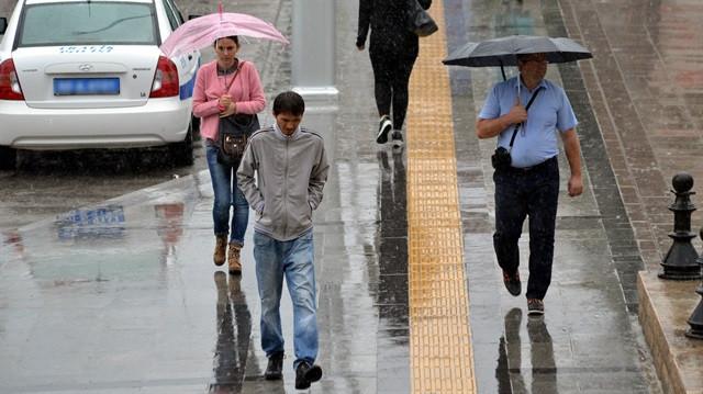 Meteoroloji bugün açıkladı: Serin ve yağışlı hava geliyor