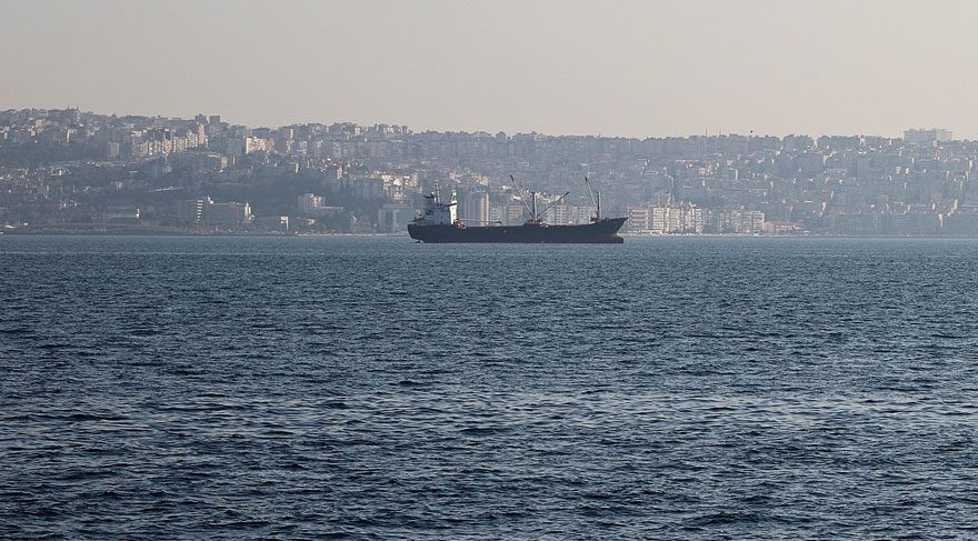 İstanbul'daki gemide şarbonlu hayvanlar mı var ?