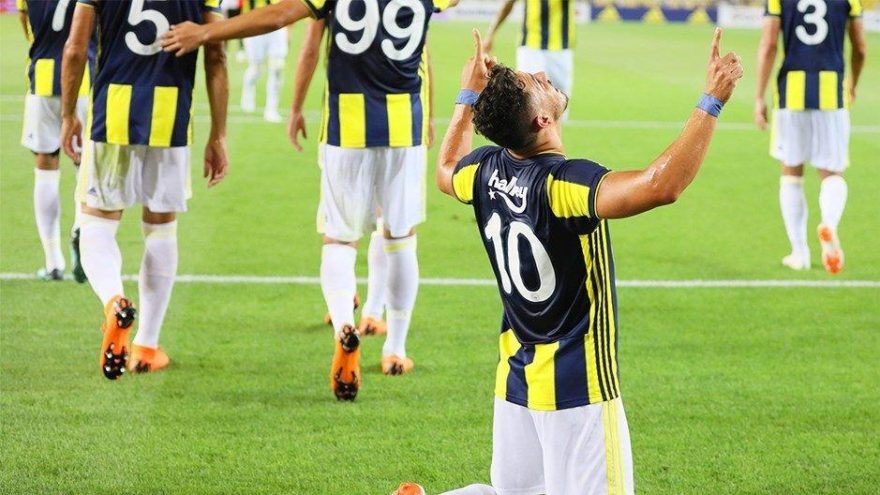 Fenerbahçe'de 4 sezon sonra bir ilk ! 10 numara...