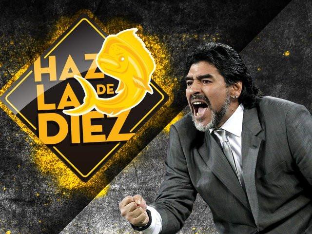 Maradona teknik direktör oldu ! Yeni takımı...