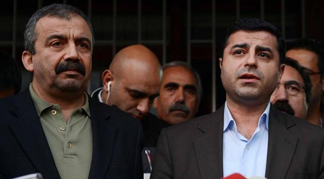 Selahattin Demirtaş ve Sırrı Süreyya Önder'e hapis cezası