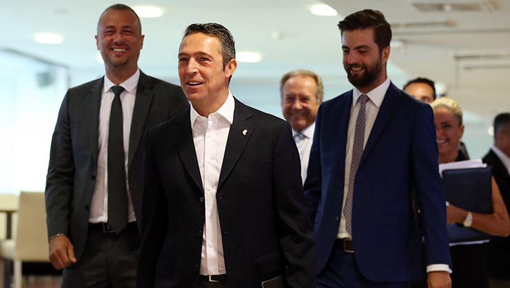 Fenerbahçe'nin yeni sponsorları belli oldu