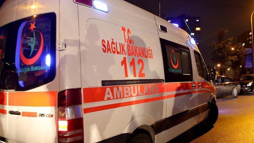 TEM'de feci kaza: 2'si çocuk, 6 kişi yaralandı !