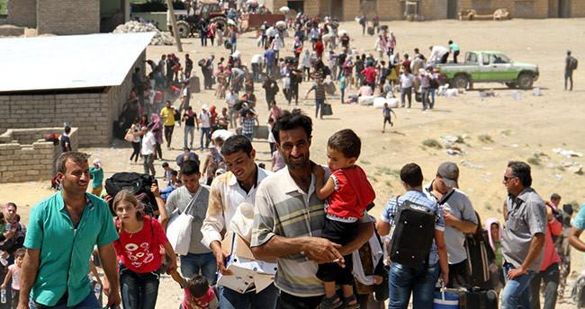 ''Türkiye'deki her 4 kişiden 1'i Suriyeli olacak''