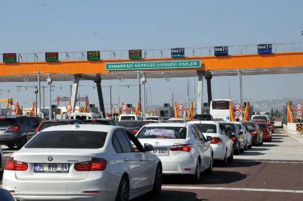Osmangazi Köprüsü'nden geçiş ücretine okkalı zam