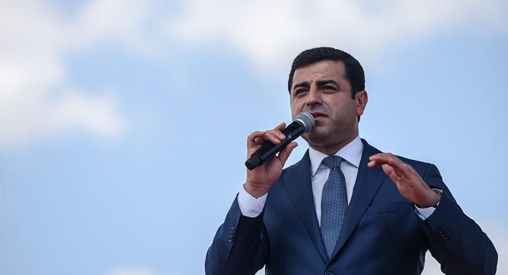Demirtaş'ın avukatlarından yeni hamle