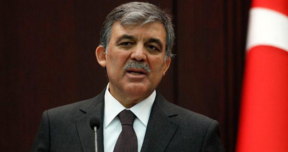 Abdullah Gül'ün doktoruna 15 yıl hapis
