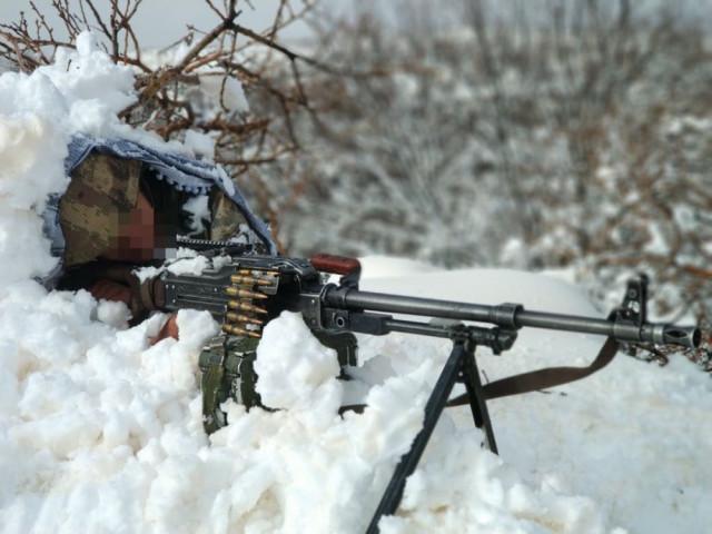Sadece iki terörist kaldı... Mehmetçik eksi 10 derecede hain avında