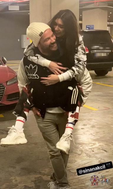 Otoparkta aşka geldiler - Resim: 2