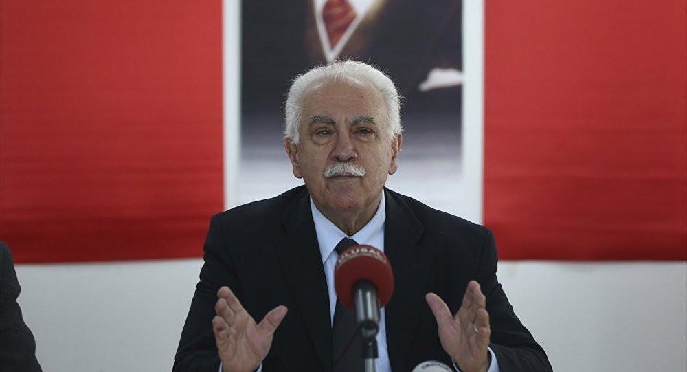 Perinçek: ''Türkiye, Trump'A Şam'da büyükelçilik açarak yanıt vermeli''