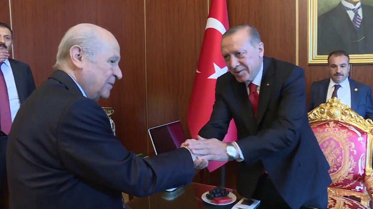 En ilginç cumhur ittifakı yorumu: ''Güvercin Erdoğan, Şahin Bahçeli''