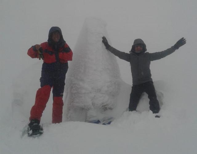 Öyle soğuk ki, heykeller bile buz kesti - Resim: 2