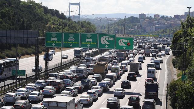 Köprü geçişinde yeni düzenleme ! Artık o araçlar FSM'yi kullanabilecek