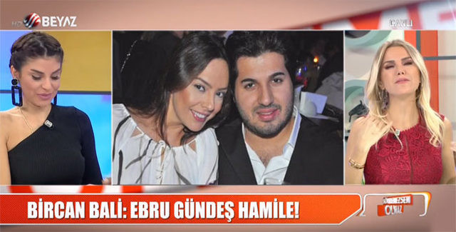 Bomba iddia: Ebru Gündeş hamile, bebeği ABD'de doğuracak