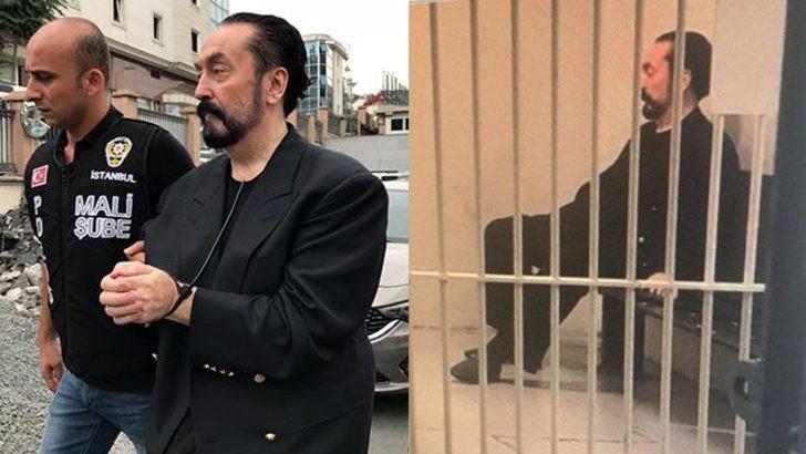 Adnan Oktar'a cezaevi yaramadı !