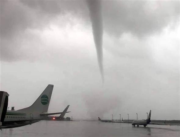 Antalya felaketi yaşıyor