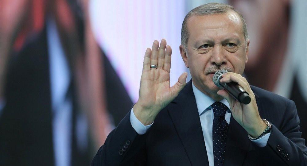 Erdoğan'dan yeni askeri harekat açıklaması