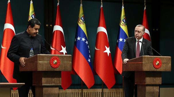 """Canlı yayında şok sözler: """"Maduro giderse Erdoğan da paketlenir"""""""