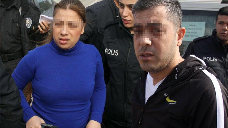 İş adamının kaçırdığı çalışanı ile karısı kurtarıldı