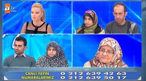 Müge Anlı'ya çıkan Palu ailesi Türkiye'yi sarstı