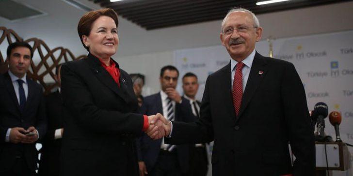 CHP-İYİ Parti ittifakına Saadet de katıldı ! Sürpriz karar