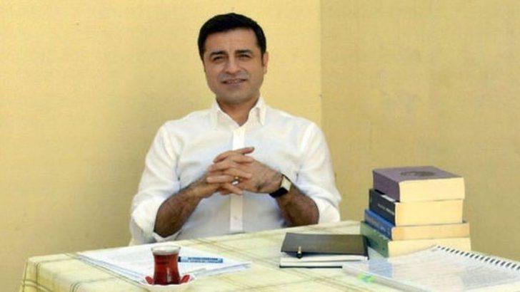 HDP'nin ittifak kararı sonrası Demirtaş'tan ilk açıklama