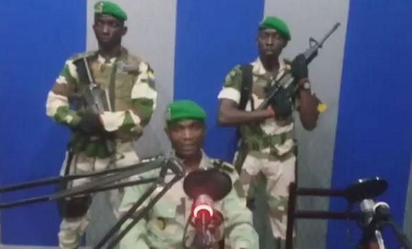 Gabon'da darbe girişimi bastırıldı