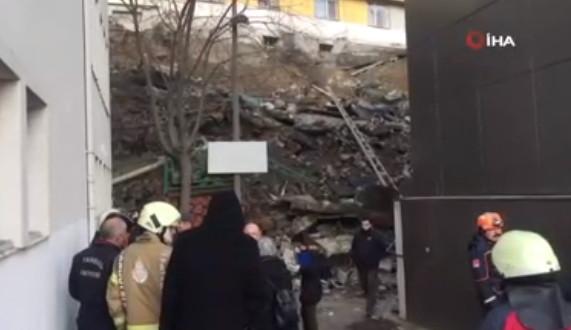 İstanbul'da hastanede panik ! Tüm hastane boşaltıldı