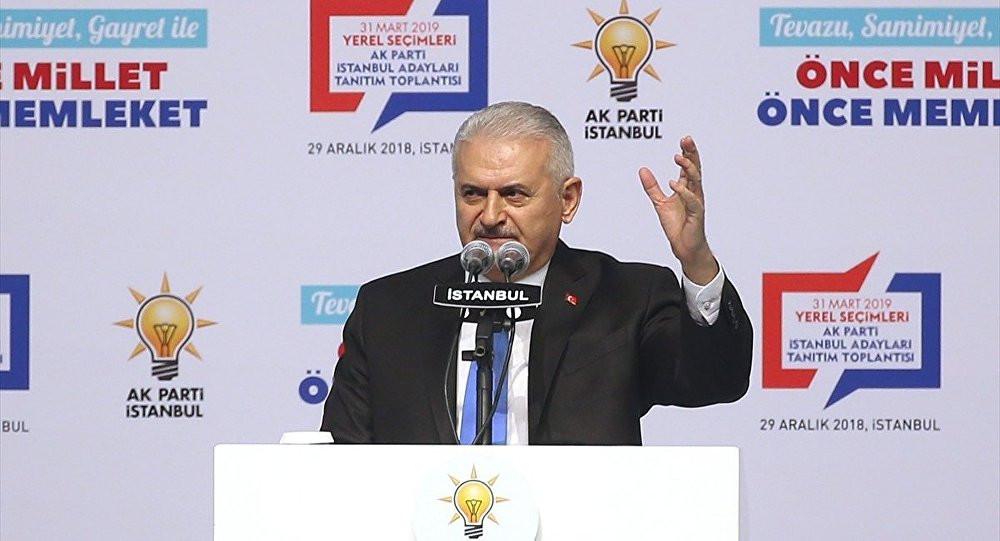 CHP'den bomba iddia: ''Binali Yıldırım kazanırsa İBB Başkanı olmayacak''