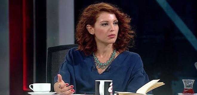 Nagehan Alçı'dan ''Kaşınma sen Kızılbaş, haddini bil'' çıkışı