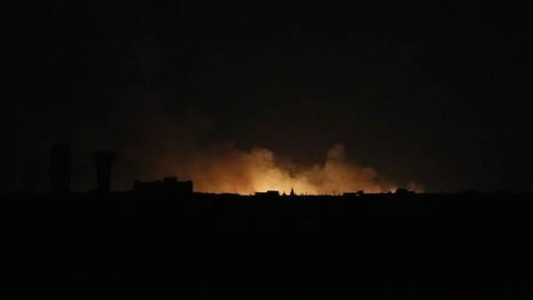 Barış Pınarı Harekatı'nda 5 YPG'li terörist öldürüldü