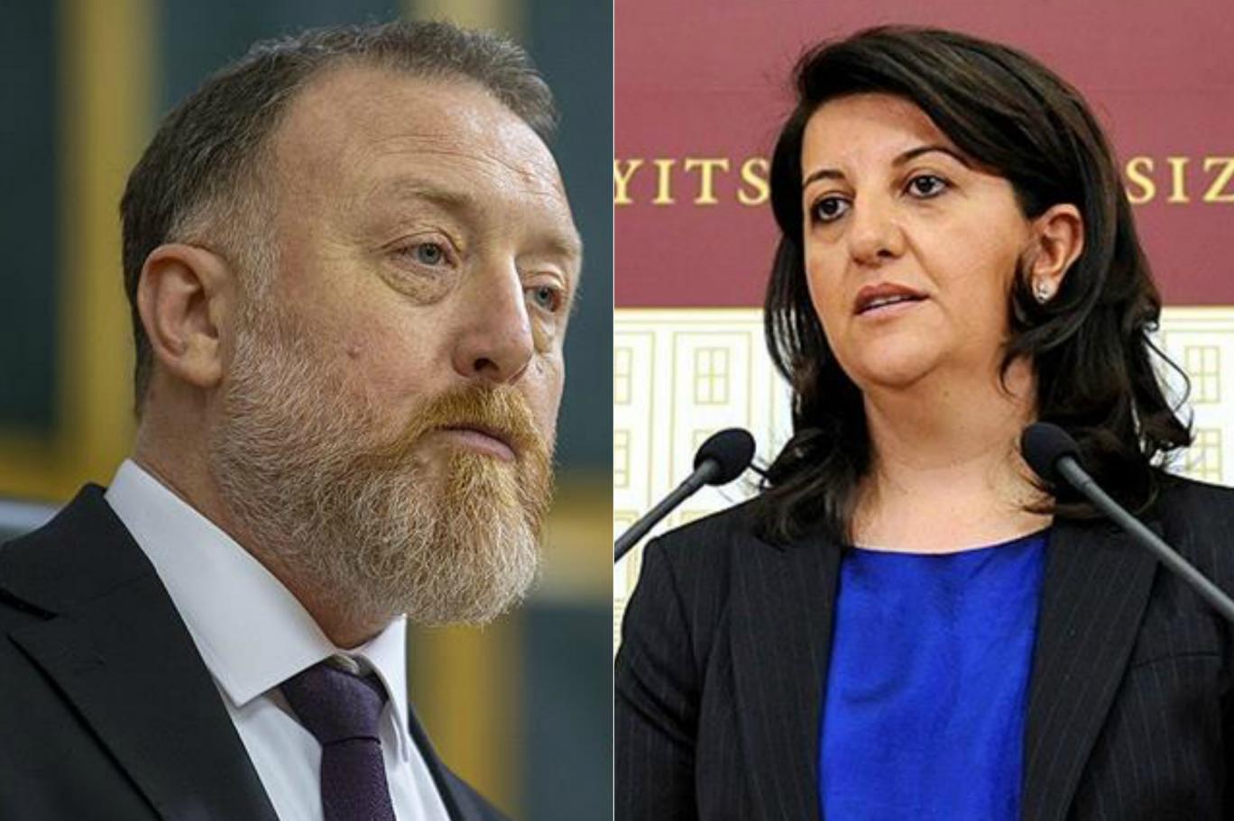 HDP eş başkanları ve 3 vekilin skandal sözlerine soruşturma