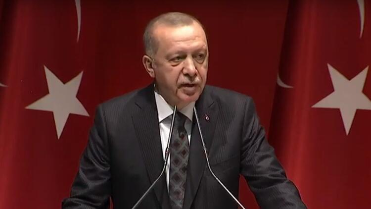 Cumhurbaşkanı Erdoğan: ''AB işgal derse kapıları açarız''