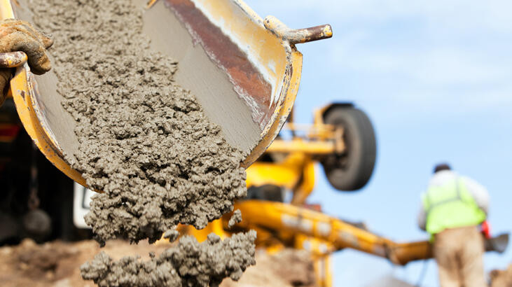 Türkiye çimento üretiminde Avrupa'da birinci
