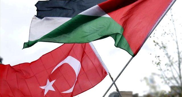 Filistin, Barış Pınarı Harekatı'nı kınadı mı ?