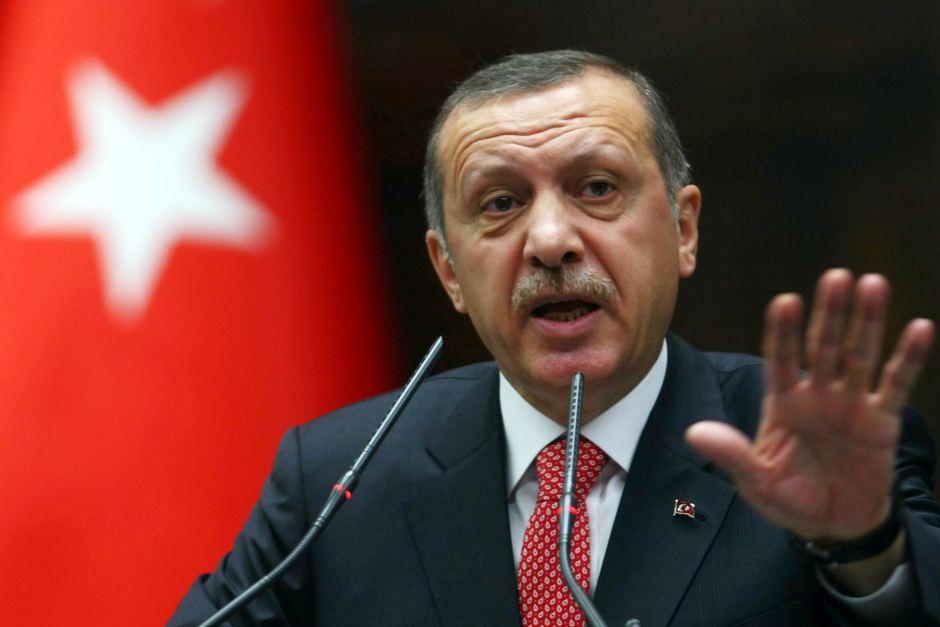 """Cumhurbaşkanı Erdoğan: """"Geri adım atmayacağız"""""""
