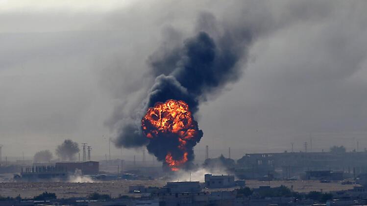 Dünya Barış Pınarı Harekatını bu görüntülerle izliyor