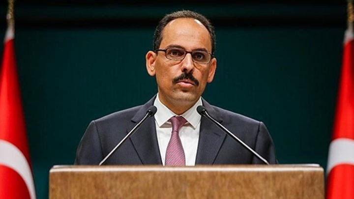 Cumhurbaşkanlığı'ndan flaş harekat açıklaması